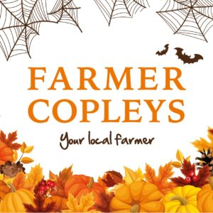 Farmer Copleys Pumpkin logo