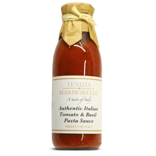 Tenuta Marmorelle Tomato Sauce at Farmer Copleys Farm Shop