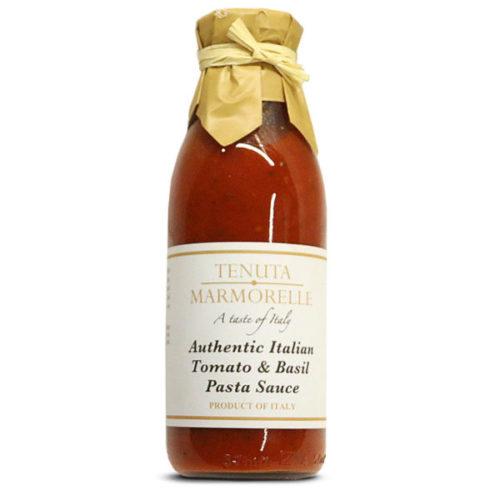 Tenuta Marmorelle Tomato Sauce at Farmer Copleys Farm Shop