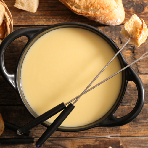 Alpine Ski Fondue Pack Recipe